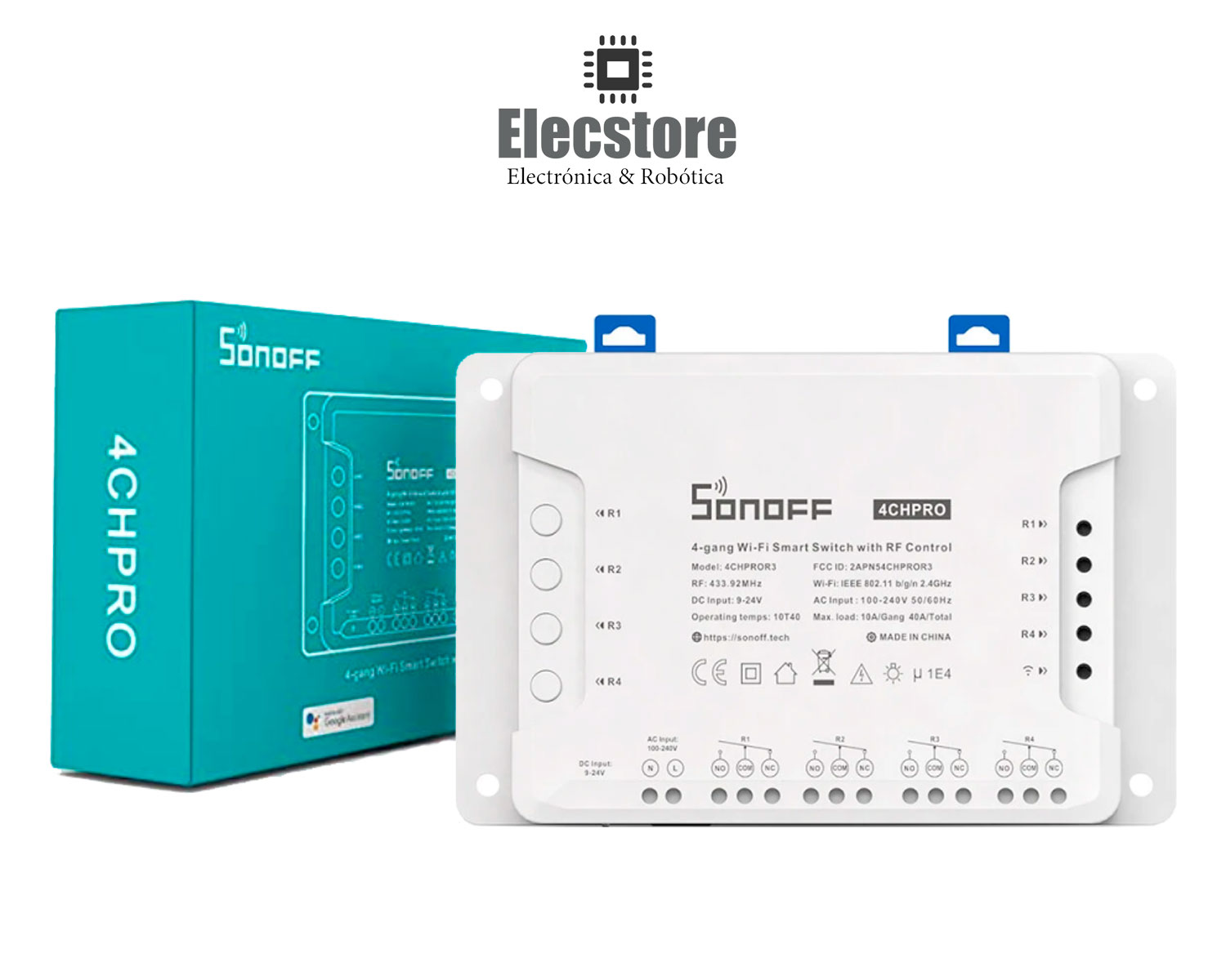 SONOFF 4CH R3 PRO GANG SMART SWITCH