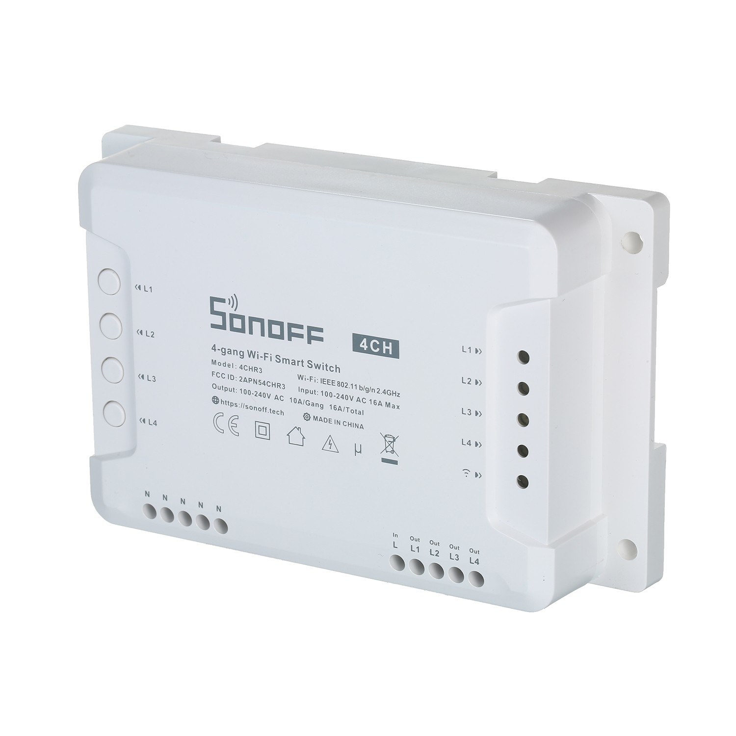 SONOFF 4CH R3 GANG SMART SWITCH